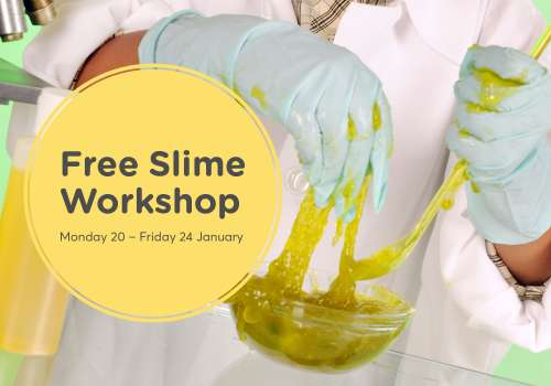 Free Slime Workshop!